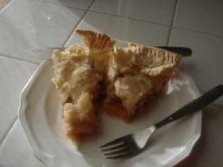 Slatka pita od jabuka