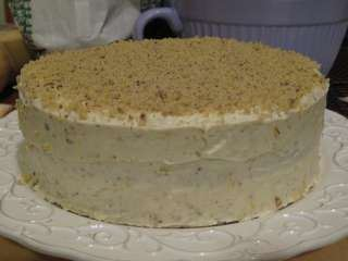 Pesak torta od keksa, orasa i kokosa