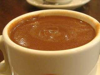 Domaća topla čokolada
