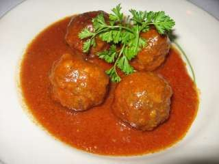 Ćufte u sosu od paradajiza