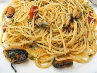 Špagete sa dagnjama