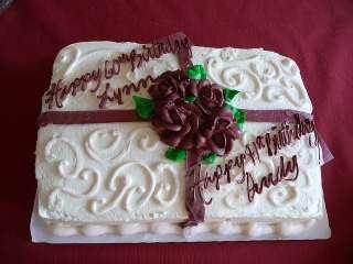 Šljunak torta sa kuglicama od keksa