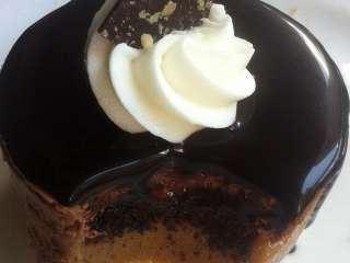 Čokoladna torta sa piškotama i narandžom