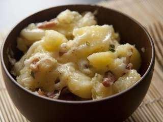Krompir sa prazilukom i bukovačama