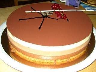 Havana krem torta sa čokoladom i slatkom pavlakom