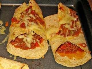 Tortilje sa mesom i povrćem