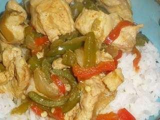 Rižoto sa piletinom i boranijom