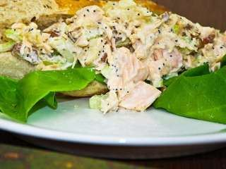 Pileća salata sa suncokretom