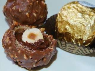 Ferrero rocher recept