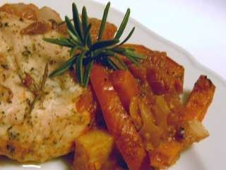 Piletina sa mocarelom i pesto sosom