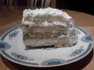 Torta sa belim korama