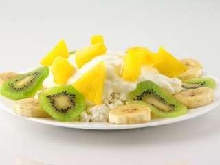 Tropska voćna salata