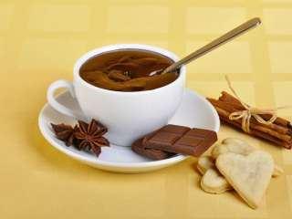 Vruća čokolada sa djumbirom