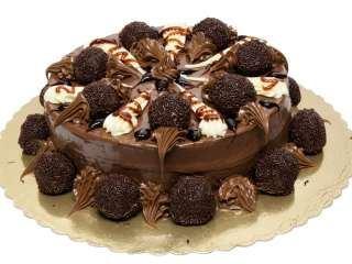 Čokoladna torta sa kuglicama od keksa
