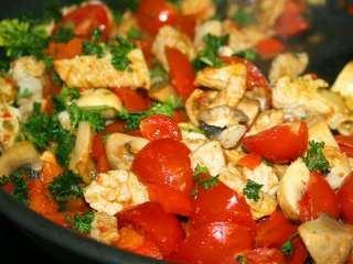 Piletina sa paradajizom