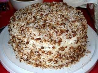 Torta sa orasima treći recept