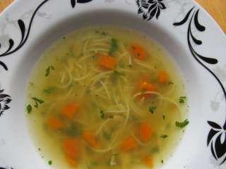 Pileća supa