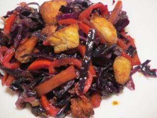Piletina sa povrćem recept