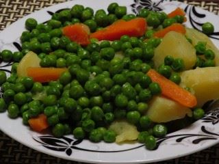 Bareno povrće
