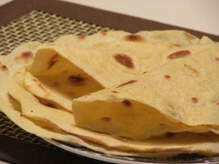 Tortilje domaće