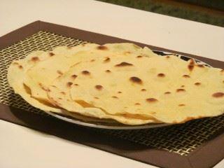 Testo za tortilje