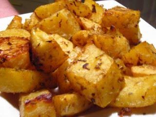 Krompir sa ruzmarinom iz rerne