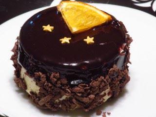 Čokoladna torta sa pomorandžom