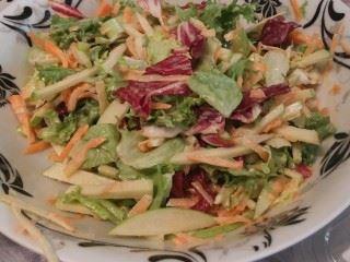 Zdrava letnja salata